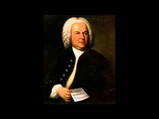 J.S.Bach - Chorale Prelude in F minor BWV Anh.73. Сергей Цацорин