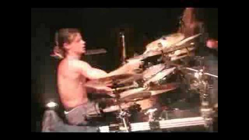 Aborted - Gestated Rabidity - Etienne Gallo Drum Cam - (France 2006)