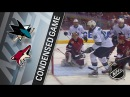 01/16/18 Condensed Game: Sharks @ Coyotes