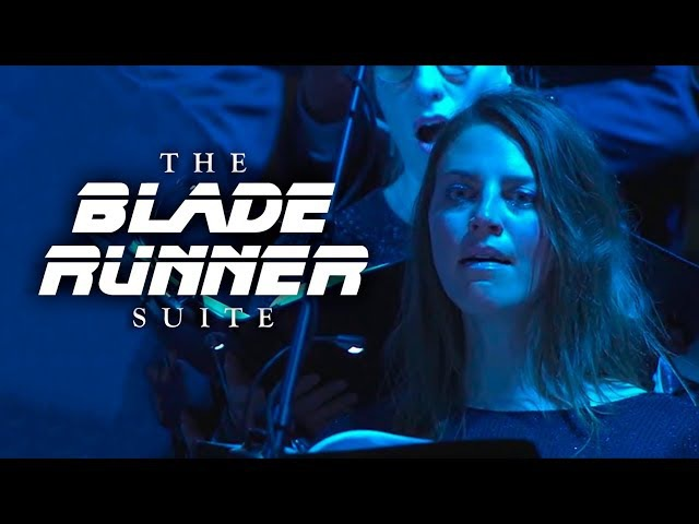 Blade Runner Suite The Danish National Symphony Orchestra feat David Bateson