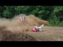 Motocross Stacks and Soil Samples