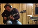 Pink Floyd - High hopes guitar solo