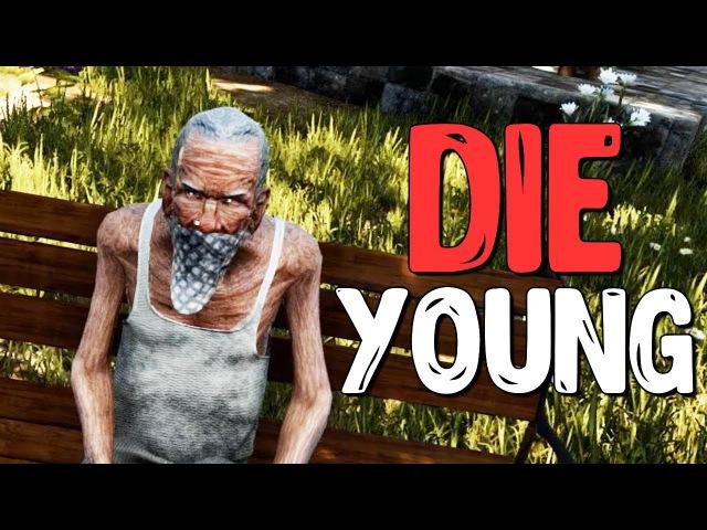 Die Young - ТАЙНАЯ ЛОКАЦИЯ В ИГРЕ (ДЕД И ПЛЕННИК) 6