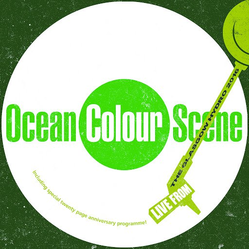 Ocean Colour Scene альбом Moseley Shoals: Live From the Hydro