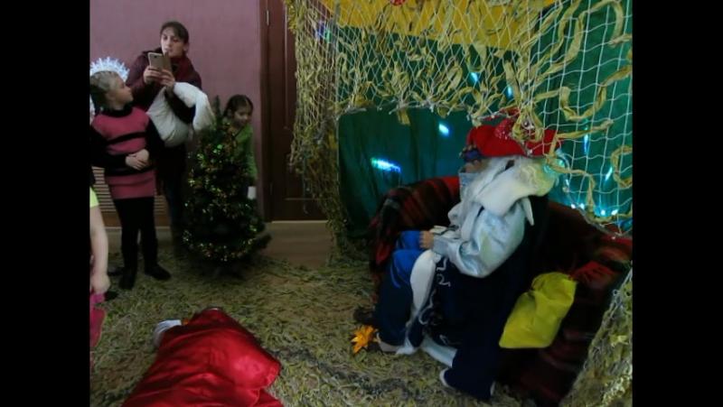 Новогодний квест В гости к Мерлину