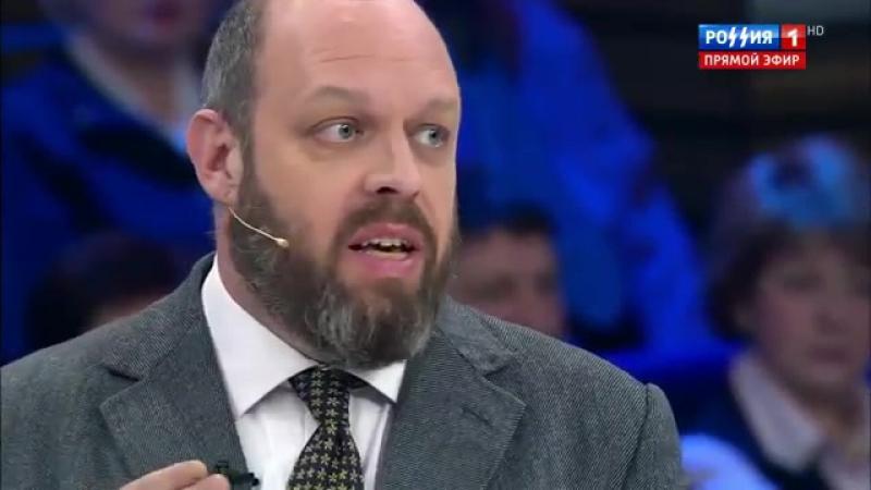 Британський журналіст публічно поставив Росію на місце через крадіжку Криму