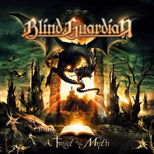 Blind Guardian альбом A Twist in the Myth