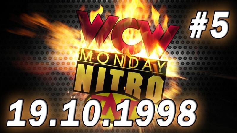 WCW Nitro Review 5. 19/10/1998