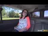 Kelsey Kage  Hot Nerd Fucks on the Bus Bangbros  Bang Bus