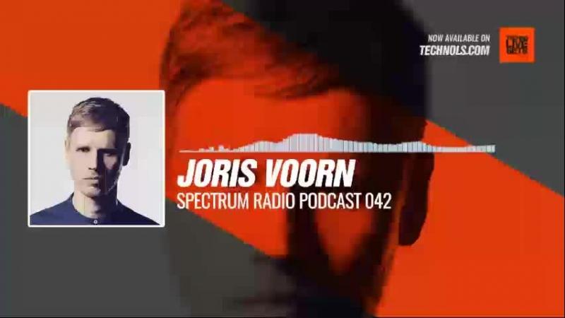Techno music with @jorisvoorn - Spectrum Radio Podcast 042 Periscope