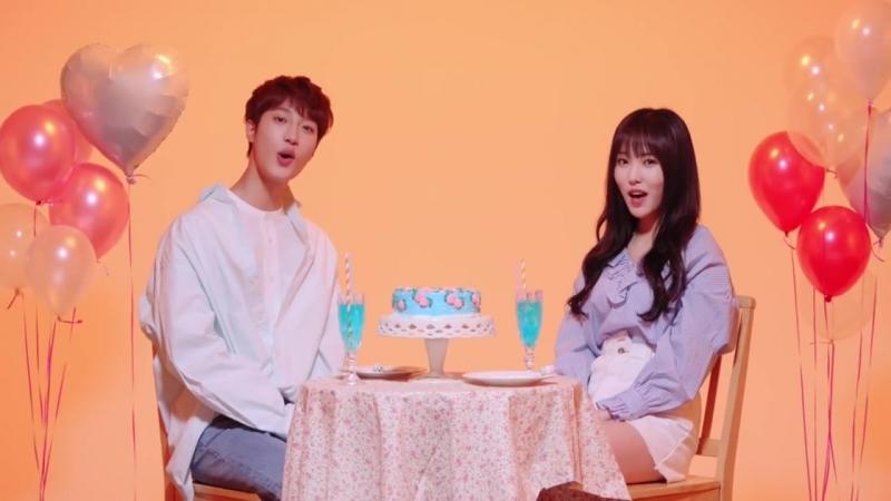 [MV] YUJU(GFRIEND), JIHOO(IZ)(유주(여자친구), 지후(아이즈)) _ HEART SIGNAL(하트시그널)