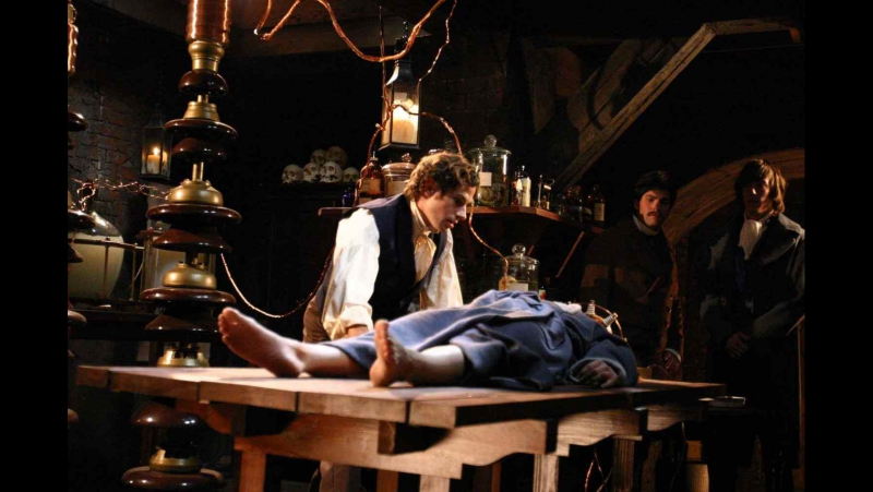 12 Мастера ужасов - История Хэйкеля Masters of Horror - Haeckels Tale 2005