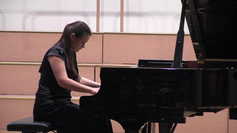 Бетховен соната №16 G-dur (1ч), Лист Трансцендентный этюд f-moll