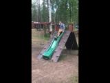 Решил вернуться в детство)