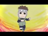 [SHIZA] ЧИБИ Наруто - Весна Юности Рока Ли / Naruto SD Rock - Lee no Seishun Full-Power Ninden TV - 49 серия [Dancel] [2012]