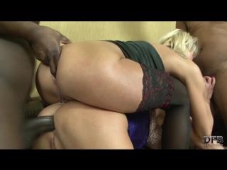 Cathie, Inez - Mature Babe In Interracial Orgy_1080p