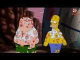 Симпсоны - Лучшие моменты. LP #2205. Гриффины. Барт против Гомера. Лиза фокусница..mp4
