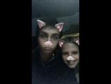 15 октбря 2017: Кара с племянницей, Лондон