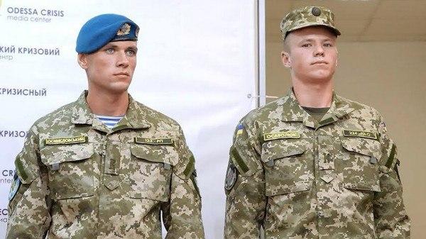 Новую покупайте сами. Украинским военным запретят носить старую форму до 2019 года