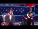 Михаил Галустян и Демис Карибидис - 10 января 2018 Камеди Клаб