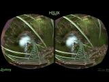 Helix Oculus Rift Rollercoaster