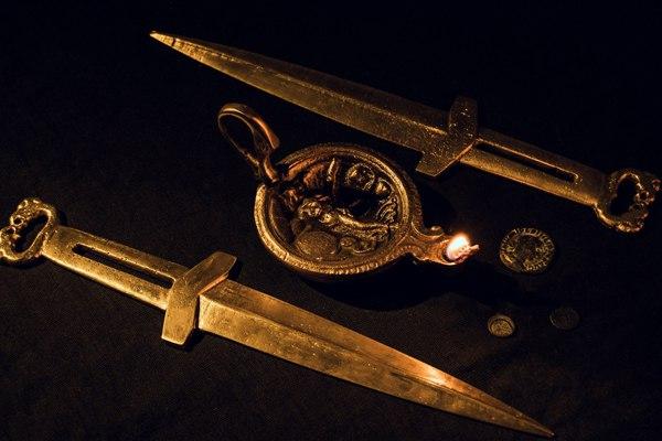 Акинак — меч скифов