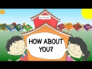 School Subjects Vocabulary - Pattern Practice for ESL and EFL Students - ELF Kids Videos