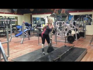 Tatiana Zavorotko - 67,5  70kg FBBC 2V-bar (52kg bw)