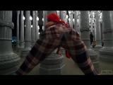Amanda Panda Twerk Freestyle-Tropkillaz- Baby Baby