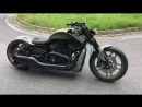 АХ КАКОЙ КРАСАВЕЦ !! Harley Davidson Night Rod Special 2017 NatoGreen280