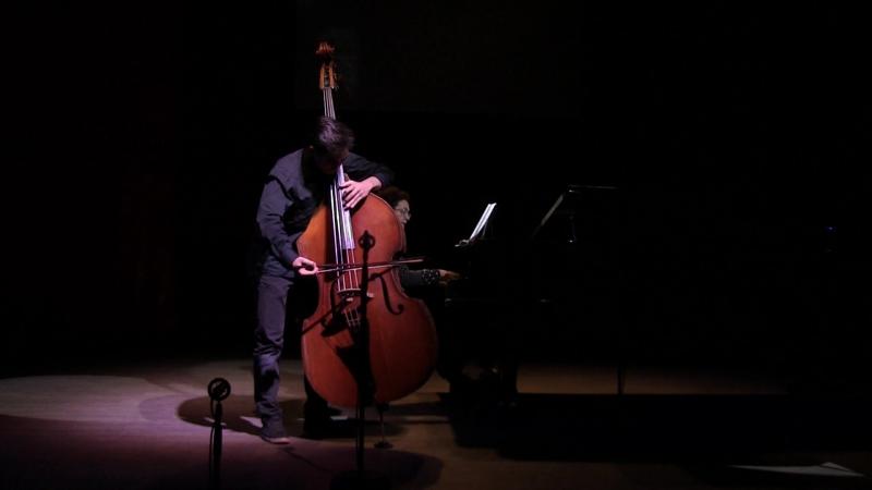 Domenico Dragonetti Double Bass Concerto MOV I