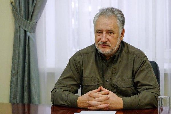 Жебривский: 20% жителей Донбасса - настоящие сепаратисты