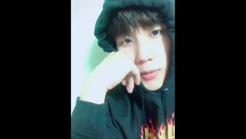 VROMANCEs fancafé (Hyunseok) Ивент 오늘부터 1일 ♡ - После работы (Хёнсок) 180206