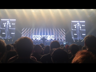 Скорпионс концерт Екб