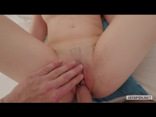 Jessica Rex - Horny Teen Gets Creampied [All Sex, Hardcore, Blowjob, Gonzo]