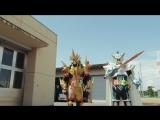[dragonfox] Kamen Rider Ex-Aid - 38 (RUSUB)