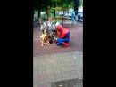 игра с человеком пауком