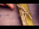 Свечи из вощины ручной работы Kaleidoscope Lavka