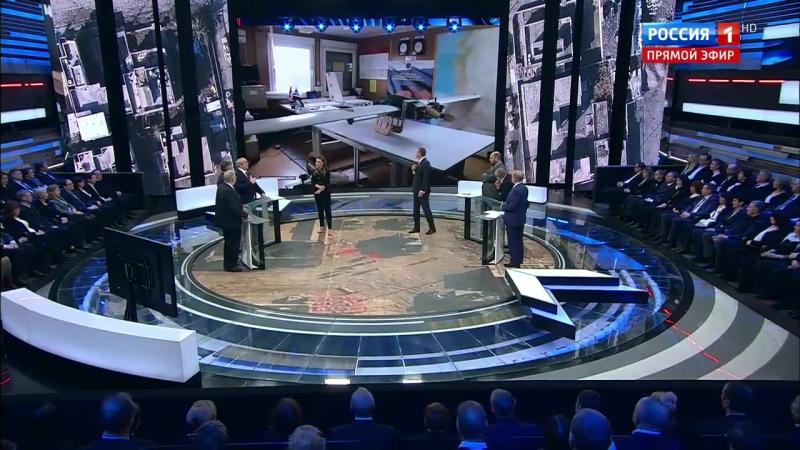 Клинцевич_ есть данные, что к атаке на Хмеймим и Тартус причастны США - Россия 2