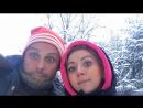 С Наступающим Новым годом из лесной сказки🎄❄️ От Анастасии Совы-Егоровой и Семёна Фролова