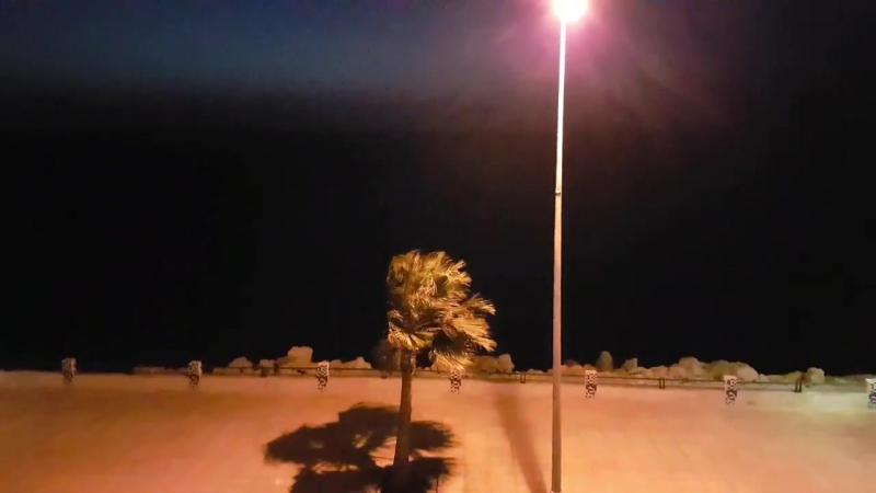 Выход в океан затянулся на месяц из-за ветра (