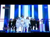 171225 SBS Gayo Daejun | Nayeon, Momo, Mina, Dahyun - NOW (Fin.K.L)