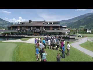 Как финны, норвежцы и австрийцы в гольф играли