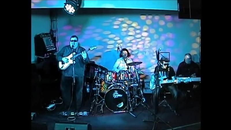 Группа Ш.Т.О.Р.М. с музыкальной композицией - Blues, Гриль-бар Фаэтон (Днепропетровск)