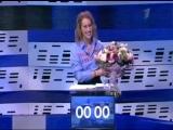 Грудинин извинился перед Собчак за Жириновского и подарил ей цветы