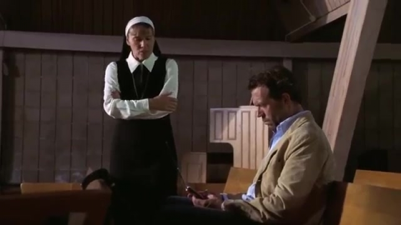 др Хаус и монашка