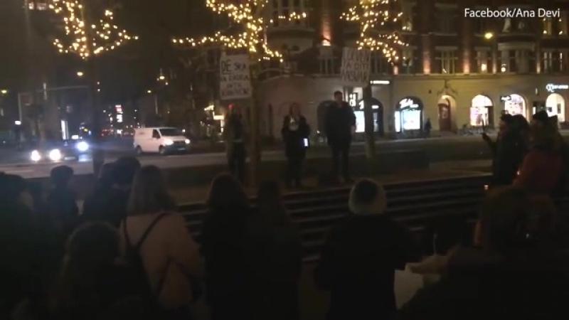 Швецию захлестнули протесты после изуверского надругательства над школьницей