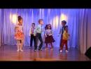 Новогодний танец СТИЛЯГИ