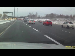 Как не нужно водить VW Golf GTI