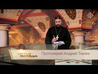 Протоиерей Андрей Ткачёв -Экуменизм, объединение Церквей проект без перспектив.HD   16 05 2016